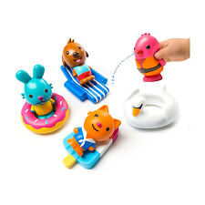 Sago Mini Easy Clean Bath Squirters And Floaties Set NEW IN STOCK Toys