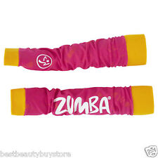 Zumba Let's Toast ARMWARMER Color: Back to Fuchsia Pink (1 pair) New & Sealed