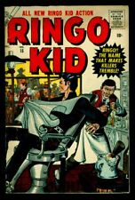 Atlas/Marvel Comics RINGO KID #15 VG/FN 5.0