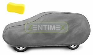 Atmungsaktive Halbgarage für  Fiat Tipo 2 Typ 356 Stufenheck Limousine 4-türer 1