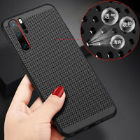 For Huawei P 30 P20 Lite Pro Smart Shockproof Ultra-Thin Hard Back Case Cover
