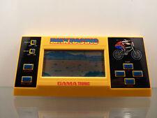 LCD Telespiel Handheld Game Spiel - GAMA TRONIC BMX RACING - 80er - Watch