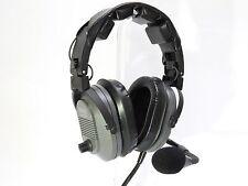 TELEX ECHELON 2O PASSIVE AVIATION HEADSET p/n PRD000012000  Full Warranty Dealer