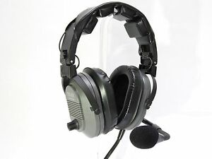 TELEX ECHELON 2O PASSIVE AVIATION HEADSET p/n PRD000012000  Full Warranty Dealer