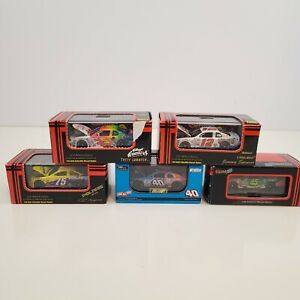 Lot Of 5 Team Caliber Collectibles Stock Car Limited Edition Nascar Diecast 1/64