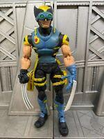 "Marvel Legends Toybiz X-Men Classics STEALTH WOLVERINE 6"" Action Figure 1"