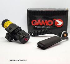 Laser rosso per pistola co2 softair fucile carabina Mirino puntatore Gamo