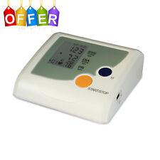 Promoción Contec 08D pantalla de cristal líquido brazo NIBP monitor de presión arterial electrónica de escritorio, Administración de Alimentos y Drogas