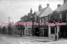WI 95 - High Street, Wootton Bassett, Wiltshire - 6x4 Photo