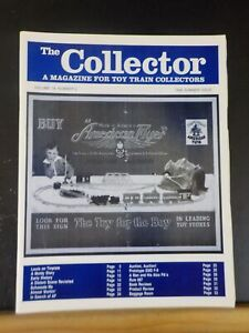 Collector, The American Flyer Collector's Club Vol 18 #2 1995 Summer  A magazine