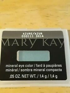 Mary Kay Mineral Eye Color - AZURE  ***Discontinued***   New!