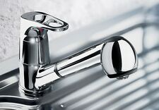 Blanco 512035 Wega Küchenarmatur Hochdruck Chrom Schlauchbrause