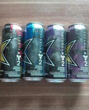 4 Volle Energy Dosen Rockstar Destiny 2 FULL Can Code Forsaken loot RR drink rar