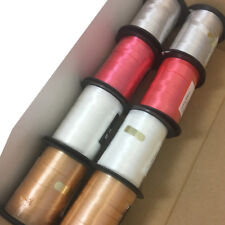 8x Curling Ribbon 5mm x 20m Multi Colours | Balloon Curling Ribbon | Christmas