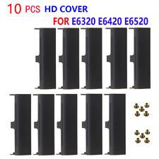 10x Hard Drive Caddy Cover + Screw FOR DELL Latitude E6220 E6320 E6420 ATG E6520
