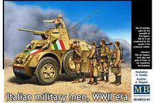 MasterBox MB35144 1/35 Italian Military men WWII era