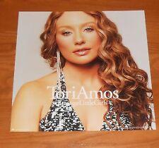 Tori Amos Strange Little Girls Poster 2-Sided Flat Square 2001 Promo 12x12 Rare