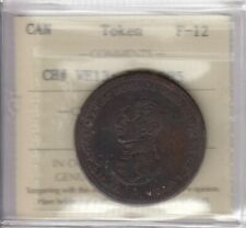 Br. 985 Wellington Cossack One Penny Token - CH#WE13 - ICCS F-12