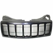 NEW 2008 2010 FRONT GRILLE FOR JEEP GRAND CHEROKEE CH1200307 WITHOUT SRT-8