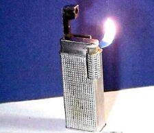 Zaima Cristo Lift Arm Butane Pipe Lighter, Vtg 1980s