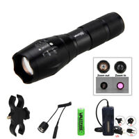 Zoomable Concentrer IR 850nm Nuit Vision OSRAM Infrarouge LED Lampe de poche