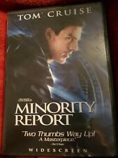 Minority Report (Dvd, 2002, 2-Disc Set, Widescreen) Steven Spielberg Tom Cruise