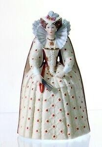 "Vintage Brooks & Bentley Fine Bisque Porcelain ""Jane"" Elizabethan Period 1987"