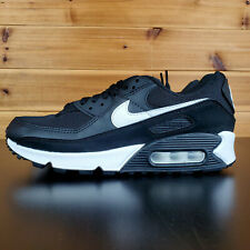 Nike Air Max 90 Black White Women's Shoes Sneakers CQ2560-001