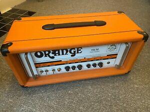 ORANGE TH30 watt Thunder VALVE tube guitar AMP AMPLIFIER HEAD twin channel gain
