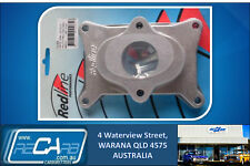 Universal Carburettor adapter plate 1 Barrel to 2BRL Holley - Redline 10-504