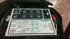 INDUSTRY WEST Electronics Black Zip Case Multi-Input Adapter Box