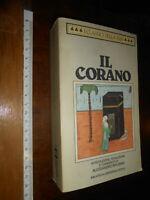 libro :Maometto - IL CORANO - traduzione di Alessandro Bausani - Classici L612 B