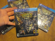 Dragon's Crown Pro: Battle-Hardened Edition PS4 Sony STEELBOOK SKILL CARDS NEW