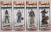 The Walking Dead TV Series 7 Action Figure Set of 4: Michonne, Carl & More