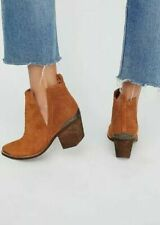 Free People Jeffrey Campbell Cromwell Hunt the Plains Western Boots Size 9 New