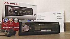*Weihnachtsangebot* MVH X580DAB Autoradio mit Bluetooth, DAB+ (10% Rabatt!)