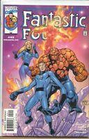 Fantastic Four 1998 series # 40 near mint comic book