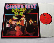 CANNED HEAT Greatest hits HOLLAND LP CBS MASTERS MA 1131683 (197?) MINT