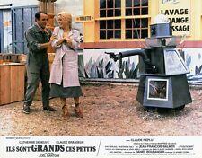 CATHERINE DENEUVE ILS SONT GRANDS CES PETITS 1979 VINTAGE LOBBY CARD #7