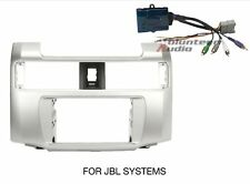 Toyota 4 Runner Car Stereo Radio Installation Dash Mount Panel Kit JBL Harness