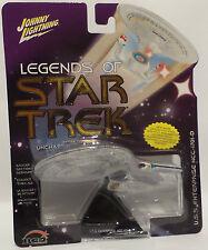 STAR TREK THE NEXT GENERATION : U.S.S. ENTERPRISE 1701-D BY JOHNNY LIGHTNING