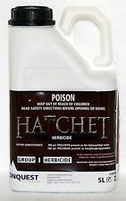 HATCHET HERBICIDE 5L - Equiv to Grazon DS (TRICLOPYR & PICLORAM)