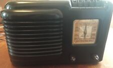 Stunning Rare Vintage Motorola Model 61 Deco Bakelite Radio, US Import, Working
