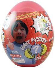 Ryan's World Surprise Giant Mystery Egg Ryan Toy Review *SOLD OUT *FAST SHIPPING
