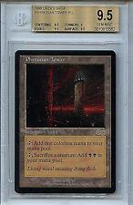 MTG Phyrexian Tower BGS 9.5 Gem Mint Urza's Saga Magic card Amricons 5562