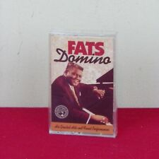 Fats Domino Greatest Hits Cassette Sealed Collector's Edition Tape 2 Reader's