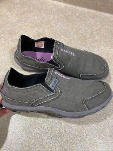 Cushe Womens 9 Gray Slipper II Comfort Round Toe Casual Slip On Shoes UW01177B