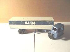 NZG - Camión - M175 N°172 ( Aldi )