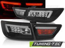 LED Taillights For RENAULT CLIO IV 13-16 HB LED BAR BLACK..