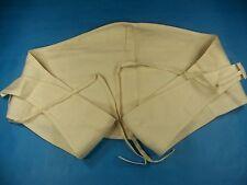 Kidney Back Warmer Belt Soft Flannel-Wool Fabric Fishing Cold Weather Gear NEW